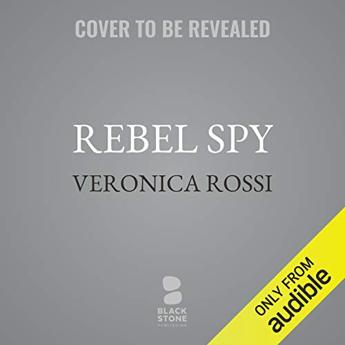 Rebel Spy audiobook cover art