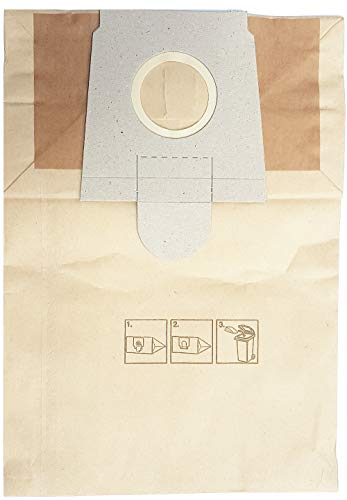 10x Aspirateur Sacs Papier Pour KRUPS 915 Krups 915 Compact Krups 916