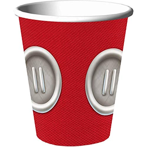 Mickey Mouse 'Playtime' 9oz Paper Cups (8ct)