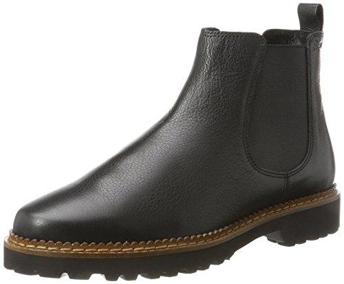 Sioux Vesela-172, Damen Chelsea Boots, Schwarz (Schwarz), 37 EU ( 4 UK)