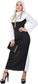 naughty nun costume uk