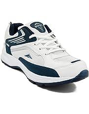 Asian shoes Men's Running Shoes Multicolour Mesh 9 UK