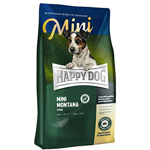 Happy Dog Supreme Mini Montana, 1er Pack (1 x 4 kg)