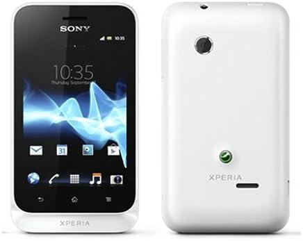 Sony Xperia Tipo ST21i Unlocked (Blanco) versión internacional no garantía