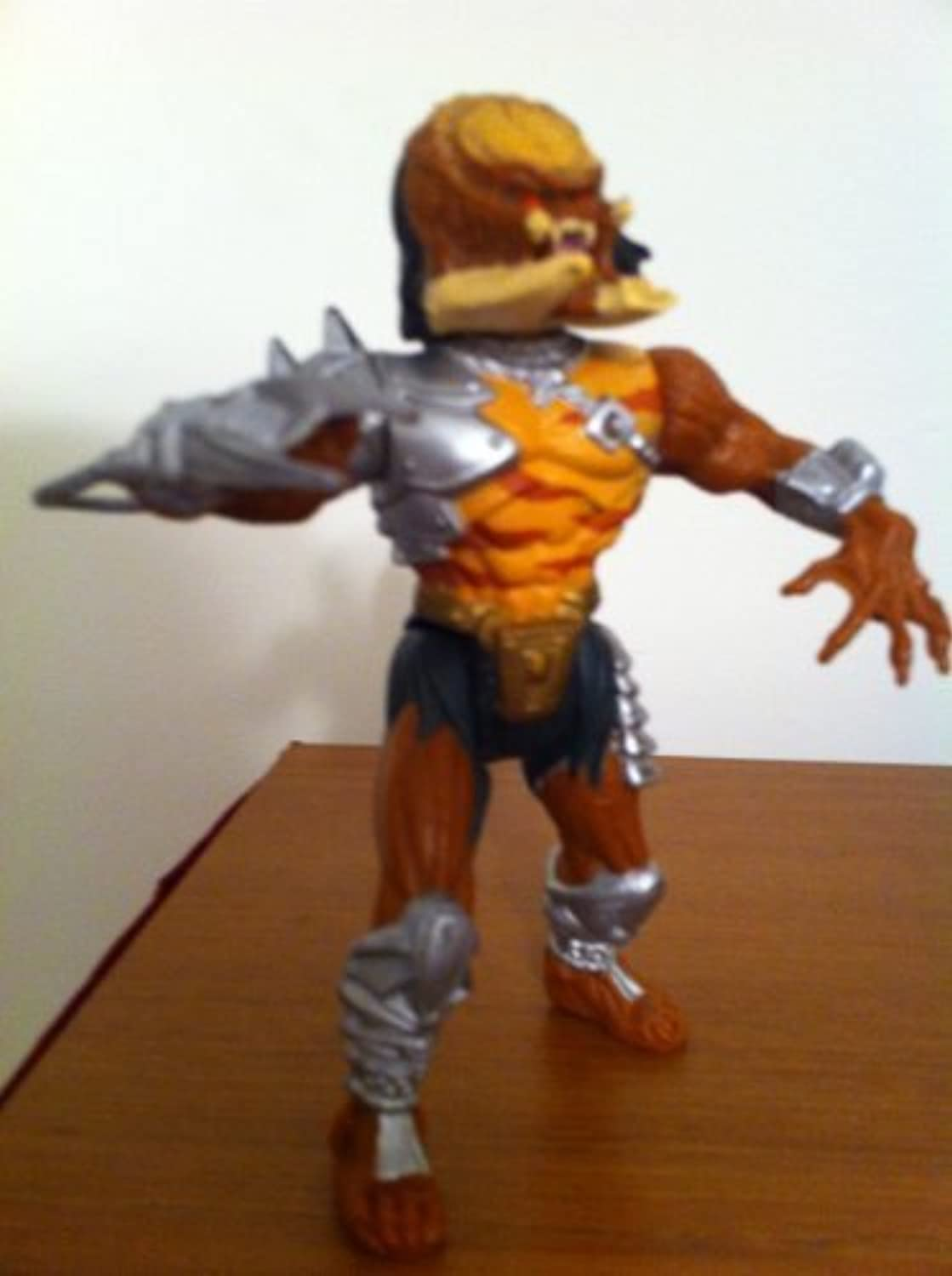 CRACKED TUSK ProtATOR Action Figure (1993 kenner) by Protator