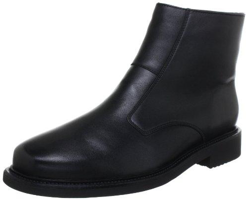 Sioux 33820 Lanford-Lf, męskie buty z krótką cholewką, czarny - czarny Noir - 47 EU