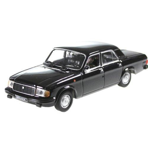 Auto miniature Gaz Volga 1/43 James Bond 007 Goldeneye ??????????? ?????????? ra