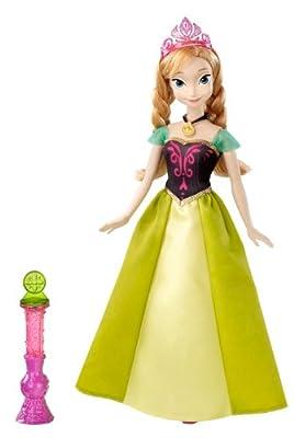 Disney Frozen Color Change Anna Fashion Doll