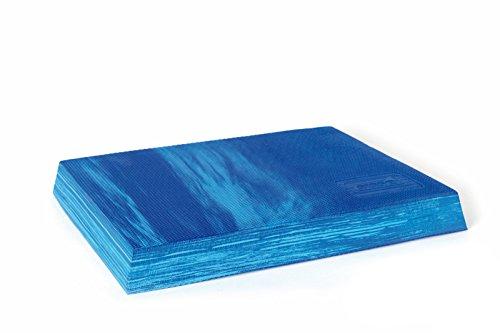 SISSEL Balancefit Pad large, Gleichgewichtsmatte Koordination Stabilität, 95cm, blau