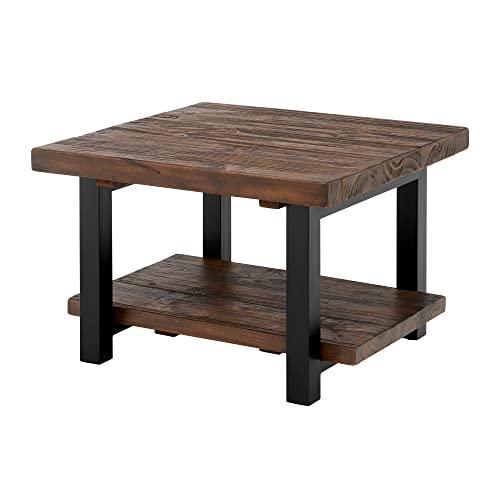 Alaterre Pomona Coffee Table, 27', Brown