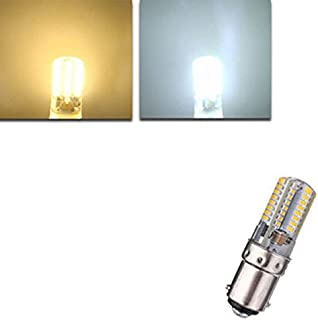 Lights & Lighting - Ba15d 2.6w 64 3014 Smd Led Ampoule Light Lamp Silicone Corn