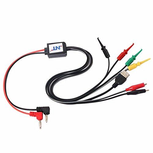 Masunn mobiele telefoon reparatie tools stroomgegevens kabel Dc stroomvoorziening telefoon Actuele testkabel met USB-uitgang voor iPhone Sony Samsung