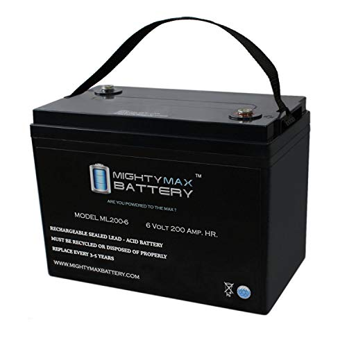 Mighty Max Golf Cart Battery