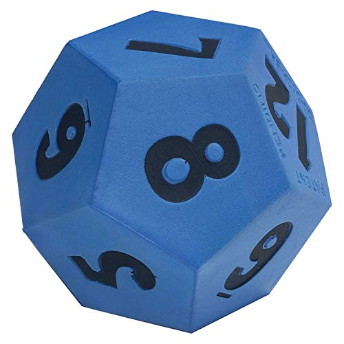 12 sided dice - 8