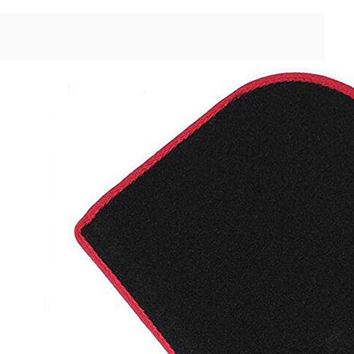 XQRYUB Car Auto Inner Dashboard Cover Dash Mat Cape Pad Carpet,Fit For Honda City 2015 2016 2017 2018 2019 LHD RHD