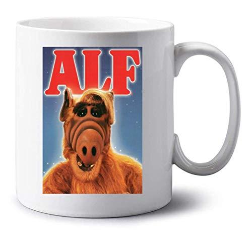 Sartamke Alf Movie Film Poster Weiße Tasse