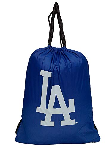 New Era MLB Los Angeles Dodgers Gym Sack OTC OSFA Draw String Bag Backpack