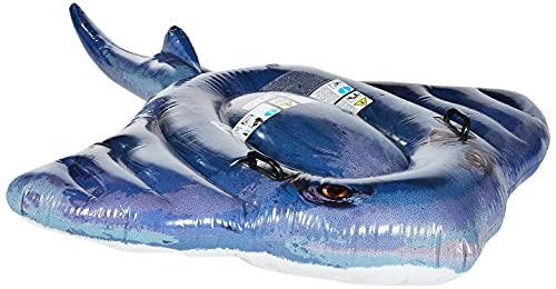 Intex Stingray Ride-On Inflatable Swimming Pool Beach Float