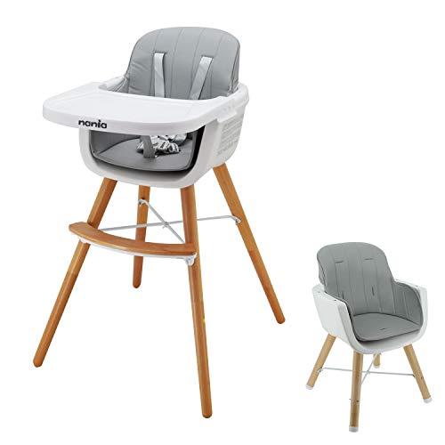 chaise haute auchan