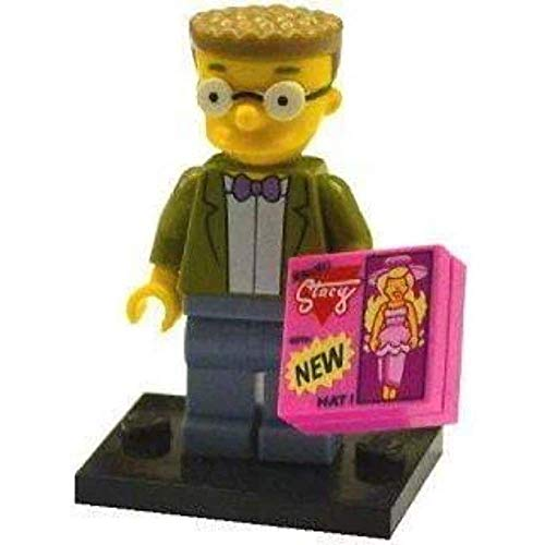 LEGO Simpsons série 2 Waylon Smithers