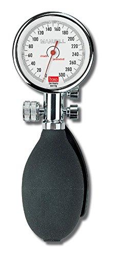 boso-manuell, Blutdruckmessgerät mit Doppelschlauch