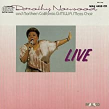 Live by Norwood, Dorothy Live edition (1991) Audio CD