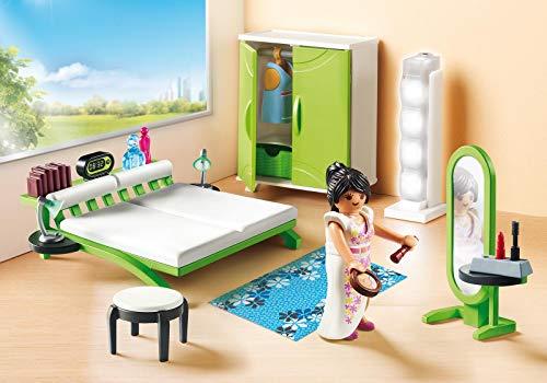 Playmobil 9271 City Life - Juego de construcción para dormitorio con espacio de maquillaje