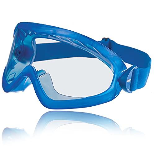 Dräger X-pect 8515 Antiparras | Gafas de Seguridad panorámicas antivaho| Protección Frente a Productos químicos 🔥