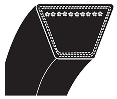 "Assigned by Sterling Seal & Supply A94.V-Belt.X3.DSC V-Belt A-Section, Outside Length 96"" 4L960 (Quantity 3 V-Belts) DSC"