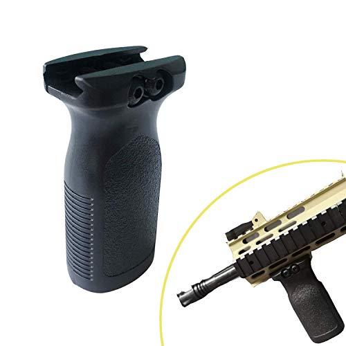 20mm Modern Rail Hand Retractable Legs Vertical Poignée Bipod Tactical Button