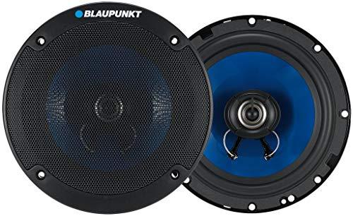 "Altavoces de Coche BLAUPUNKT ICX662 6.6"" 165mm, 250W"
