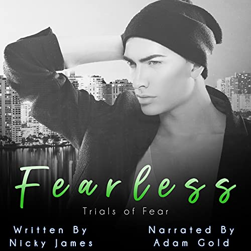 Fearless Audiobook By Nicky James cover art