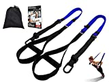 Ortho Care S Fitness - Entrenamiento en Suspension/Funcional con Cuerdas. Kit Multifuncion Gimnasia...