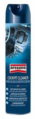 Petronas ARX34010 Limpia Salpicaderos Brillo Intenso. Aroma Océano, 600 Ml