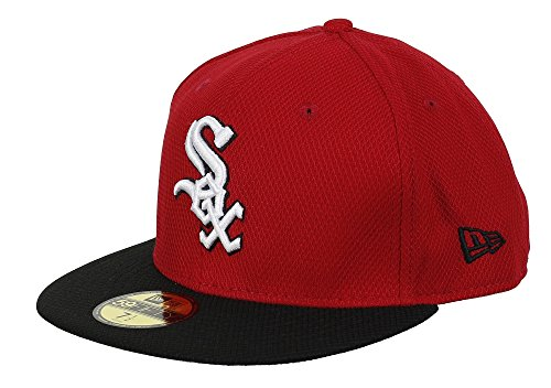 New Era Homme Fitted Season Diamond Era Chicago White Sox