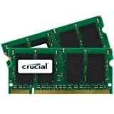 4GB kit (2GBx2) Upgrade for a Apple iMac 2.66GHz Intel Core 2 Duo (20-inch) MB324LL/A System (DDR2 PC2-6400, NON-ECC, )