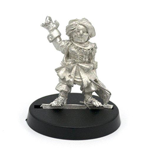 Stonehaven Miniatures kitsune espadachín figura miniatura para los mejores wargames 28mm tabla