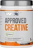 WFN Approved Creatine - Creapure - Creatin Monohydrat (Neutral, 500g)