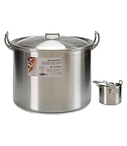 Pentola a Cottura Lenta Alluminio (30 L) (39 x 31 x 48,5 cm)