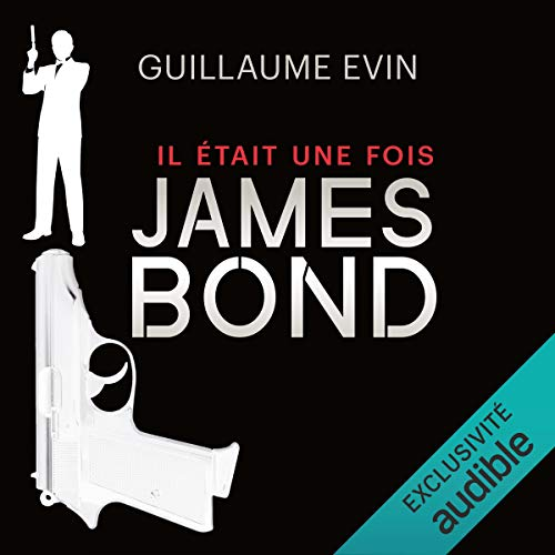Il était une fois... James Bond cover art