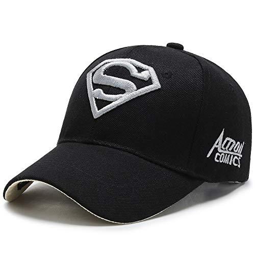 wtnhz Sombrero-Sombreros Hombres y Mujeres Gorras de béisbol Europeas y Americanas Hombres Gorras de otoño e Invierno Sombreros de protección Solar al Aire Libre