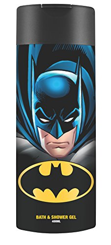 Batman - DC Comics Bath und Shower Gel - 400ml Flasche