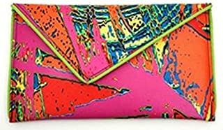 Splash Clutch by Kent Stetson