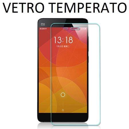 PELLICOLA PROTEGGI DISPLAY VETRO TEMPERATO 0,33mm per XIAOMI MI4
