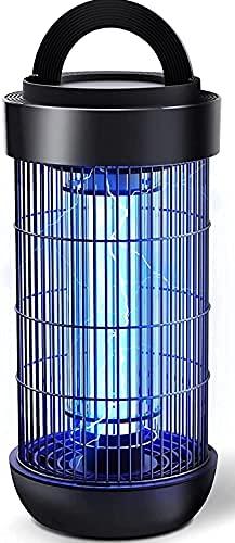 FLASHVIN Lampe Anti Moustique, 4000V UV Destructeur d insectes, 18W étanche Piege a Moustique, Efficace Contre Les Mouches, idéal pour intérieur et extérieur