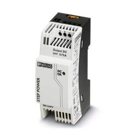 Phoenix Contact Stromversorgung STEP-PS/ 1AC/24DC/0.75, 2868635