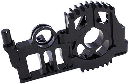 Extremity Serie Yokomo Drift-Paket fur Aluminium SPL Motor-Montage-Set (Schwarz NO-DP002BK