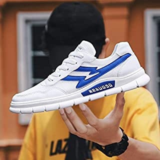 Summer New Breathable Mesh Mesh Shoes Big Male Korean Fashion Wild White Casual Sports Shoes Running Shoes