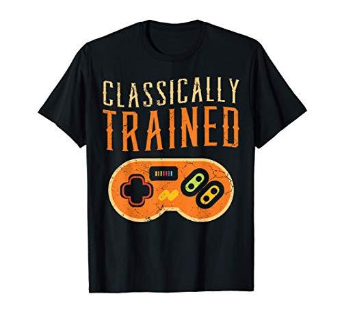 Juego clásico de control retro de arcade Camiseta
