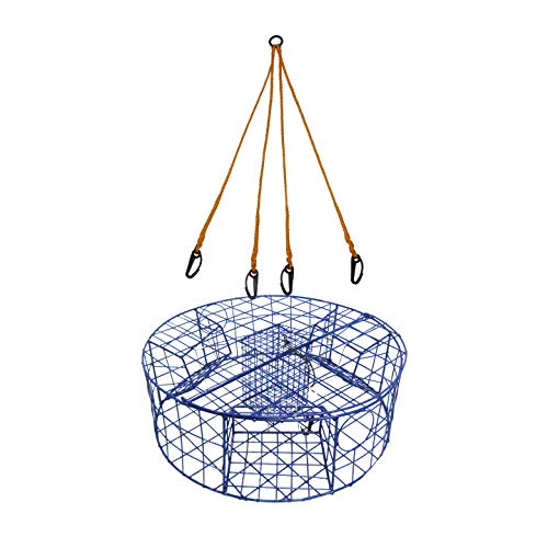 Promar TR-530C1 Heavy Duty Crab Pot with 4 Arm Harness